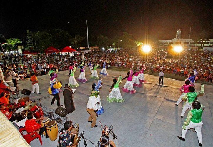 Cozumel participara en el cambio de estafeta del 19 al 26 de julio en Chihuahua. (Redacción/SIPSE)
