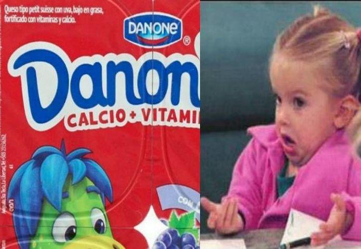 El Danonino es un producto de Grupo Danone. (Sol de México)