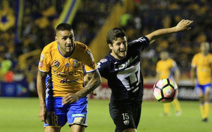 Pumas no consigue la victoria desde hace un mes, cuando venció 3-1 al Necaxa, en duelo correspondiente de la Liga MX.(Jam media)