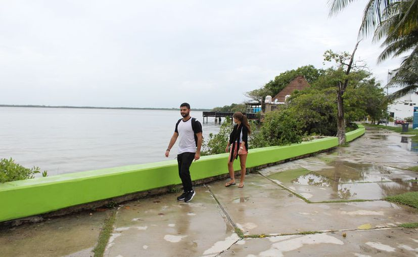Autoridades ambientales locales reconocen en que el santuario tiene un potencial enfocado al ecoturismo como actividad rentable. (Joel Zamora/SIPSE)
