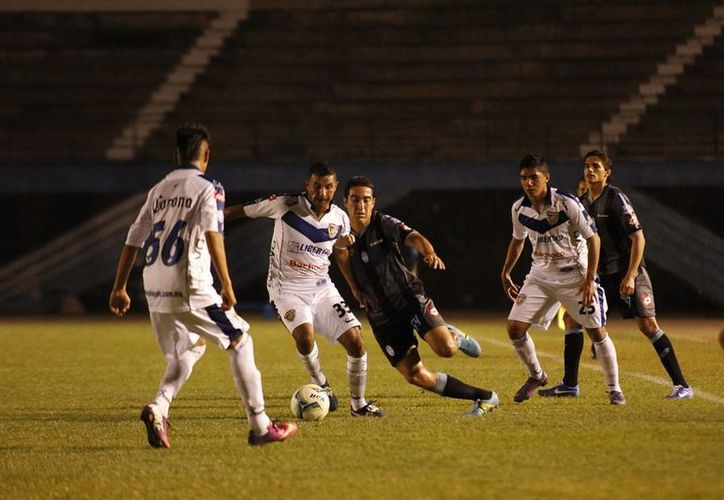 Venados creó varias jugadas de gol, tres de las cuales fueron exitosas. (SIPSE)