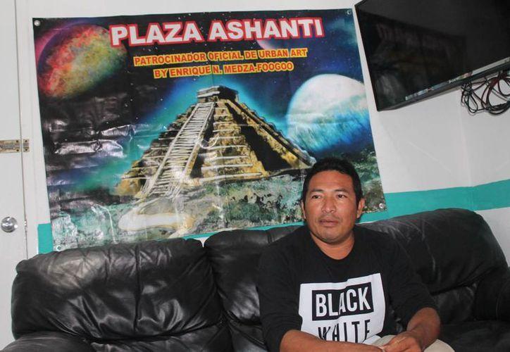 Enrique Medza Foogoo mencionó que el evento será el próximo domingo. (Raúl Balam/SIPSE)