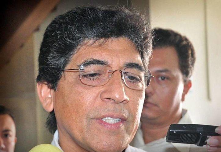 Imagen de archivo de Alfonso Cobos Toledo, quien fue detenido ayer. (SIPSE)