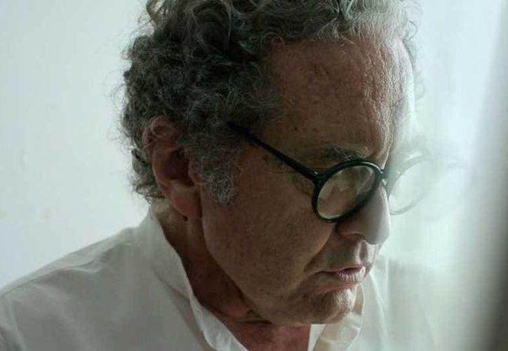 El escritor Ricardo Piglia falleció este viernes, desde 2014 padecía Esclerosis Lateral Amiotrófica. (EFE)