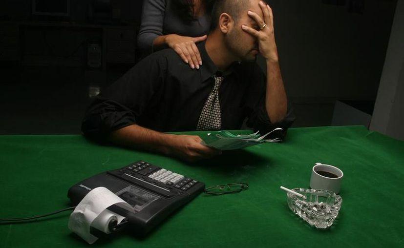 El 6.2% de los mexicanos está sin recurso alguno y recurrirá a préstamos o venta de activos para subsistir. (Foto: Reforma).