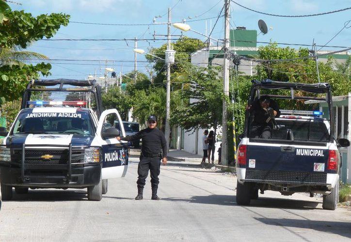 Los delitos más comunes son el robo a transeúnte, violencia familiar y atraco a comercio.  (Tomás Álvarez/SIPSE)
