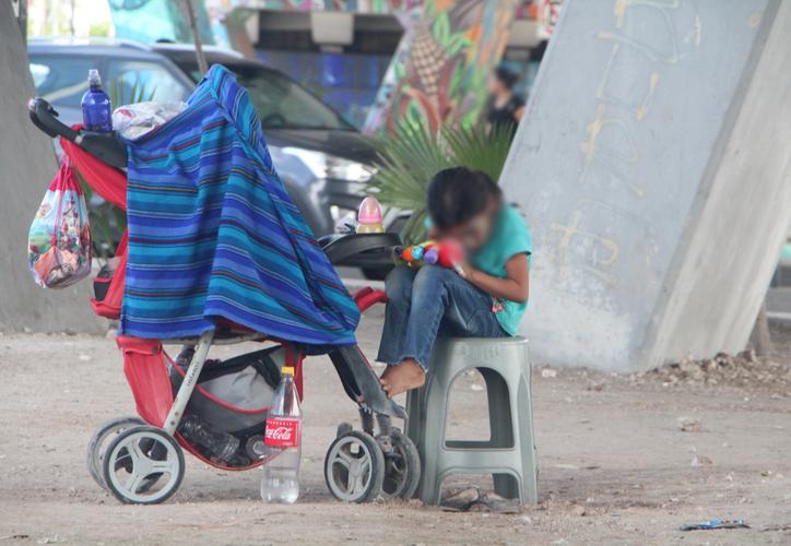 En el año 2016, había 190 infantes sin hogar y sólo 16 lograron integrarse a una familia. (Paola Chiomante/SIPSE)