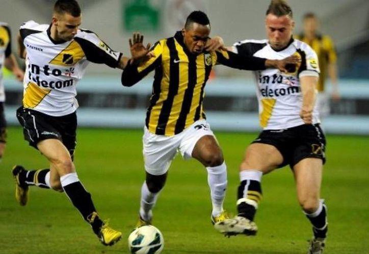 Renato Ibarra, de Ecuador, quien ha jugado en el futbol de Holanda, es uno de los nuevos refuerzos de Águilas del América (.ecuagol.com)