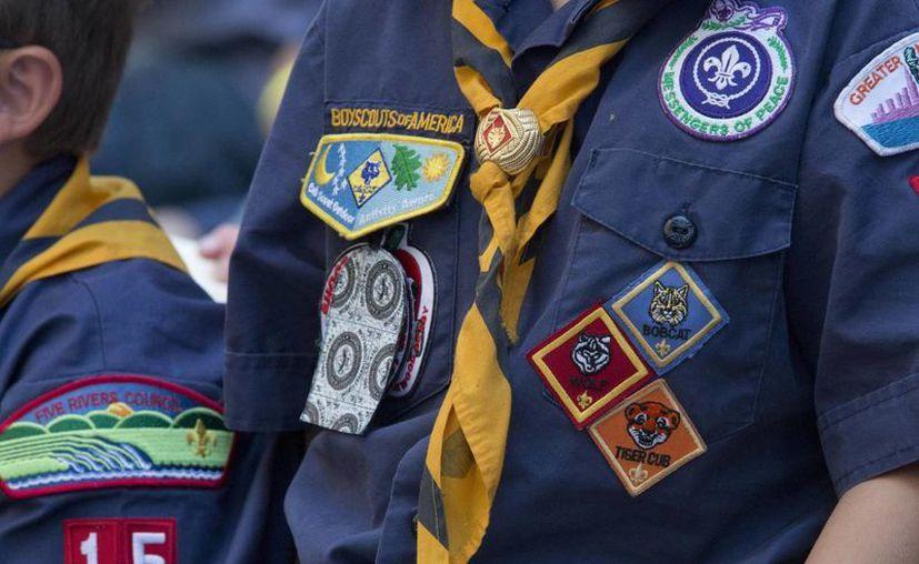 Boy Scouts of America es considera básicamente como una organización de corte conservador por su defensa de los valores tradicionales. (AP/Mary Altaffer)