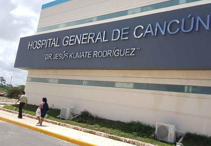 Cada vez aumenta más la cifra de personas que atentan con su vida en Cancún y en el estado. (Foto: Jesús Tijeria/SIPSE).
