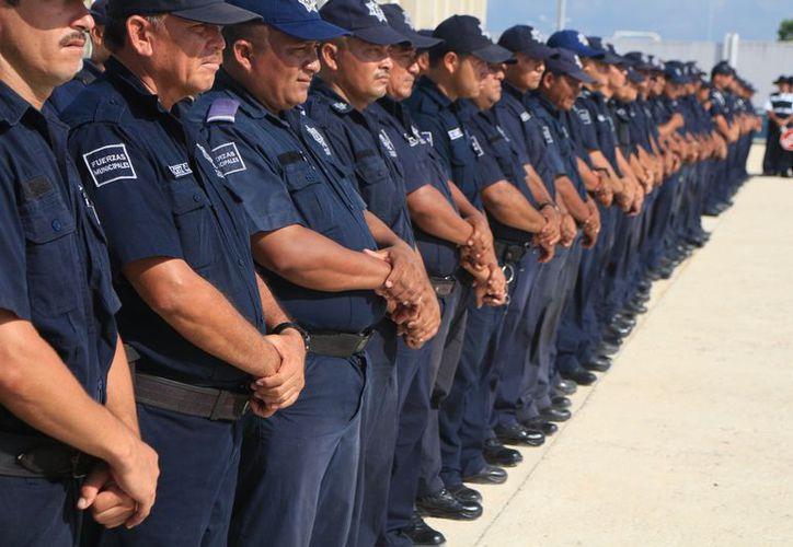 En junio se instalará una comandancia para inhibir los hechos delictivos en Villas del Sol, en Playa del Carmen. (Adrián Barreto/SIPSE)
