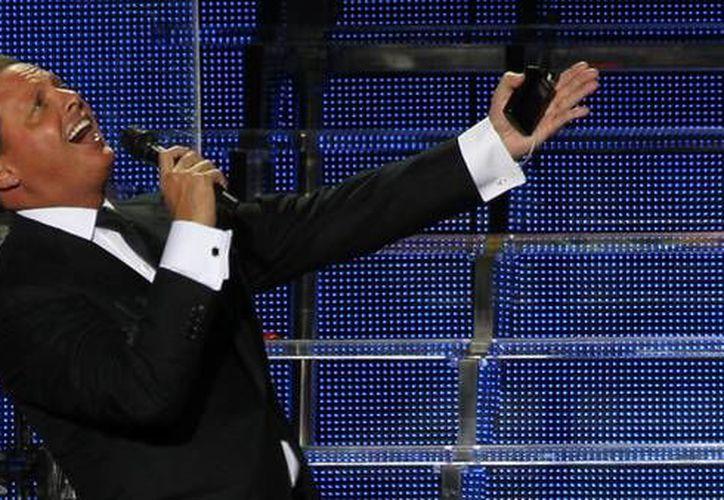 Parece que el 2017 es el año para Luis Miguel. (Contexto)
