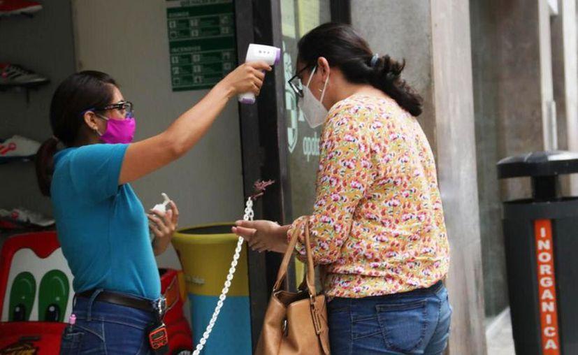 Se pide a la ciudadanía que respete las disposiciones de higiene y prevención establecidas por las autoridades. (Novedades Yucatán)