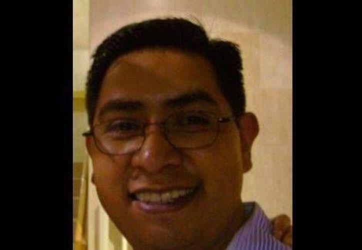 El vicario de la parroquia de Saltillo, Coahuila, Joaquín Hernández Sifuentes. (Twitter/@diocesisaltillo)