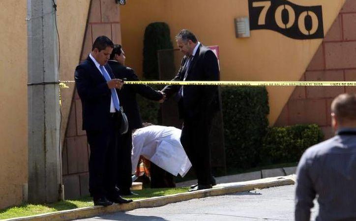 Bermúdez Zacarías fue asesinado con un certero tiro en la cabeza mientras se ejercitaba cerca de su casa. (sociedadtrespuntocero.com)