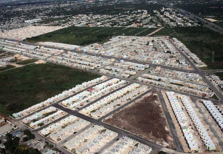 En la ciudad de Mérida hay un padrón de cerca de 360 mil predios. (José Acosta/SIPSE)