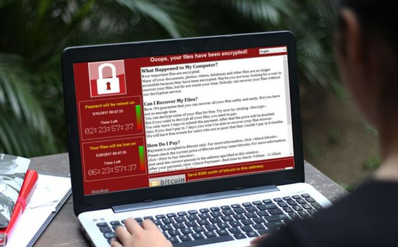 Ciberataque dejó 200.000 víctimas en al menos 150 países