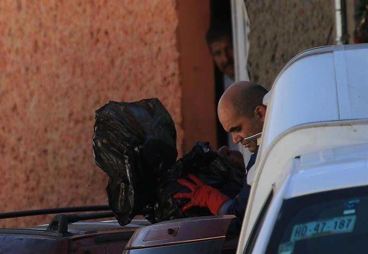Los seis cadáveres fueron hallados en una camioneta en la capital del estado de Guerrero. (Excélsior)