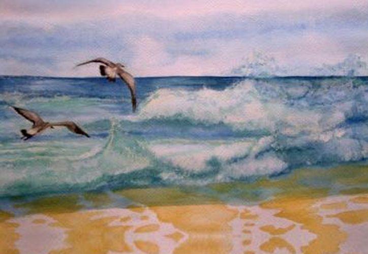"""""""Su gente, el mar, su flora y su fauna son el  alma de Quintana Roo"""" expresó Consuelo Bloom. (casaculturacancun.blogspot.mx)"""