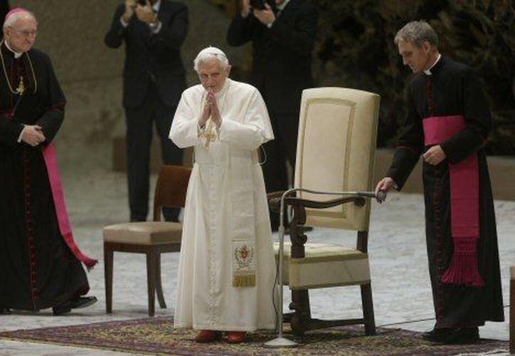 El Pontífice aseguró que la Iglesia vive dificultades para comunicar su mensaje a la humanidad. (Agencias)