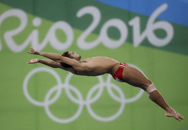 Iván García busca colgarse su segunda medalla Olímpica, ya que en Londres 2012 obtuvo la presea plateada.(Wong Maye-E/AP)