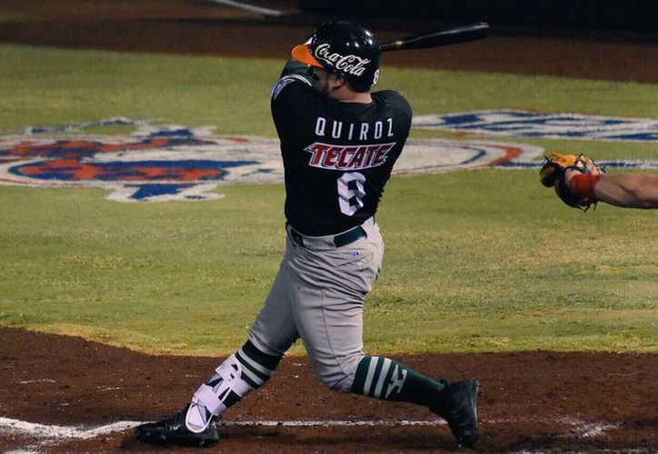 Los  Medias Rojas de Boston firmaron al segunda base sonorense Esteban Quiroz. El Pony buscará trascender en Grandes Ligas. (Foto: Leones de Yucatán)