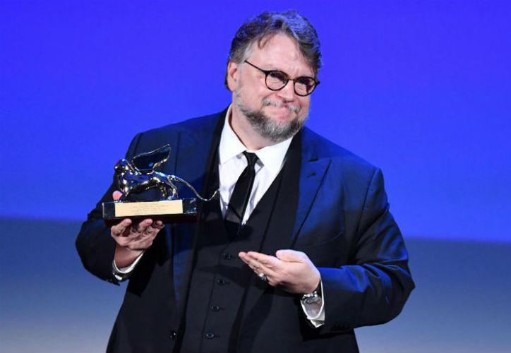 La semana pasada Guillermo del Toro recibió el mayor premio del Festival de Cine de Venecia, el León de Oro. (Internet/Contexto)