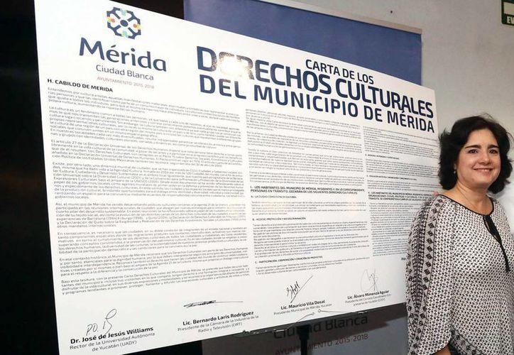 En la Carta de los Derechos Culturales piden que los bienes culturales y artísticos lleguen a todos y que Mérida sea una ciudad solidaria. (Milenio Novedades)