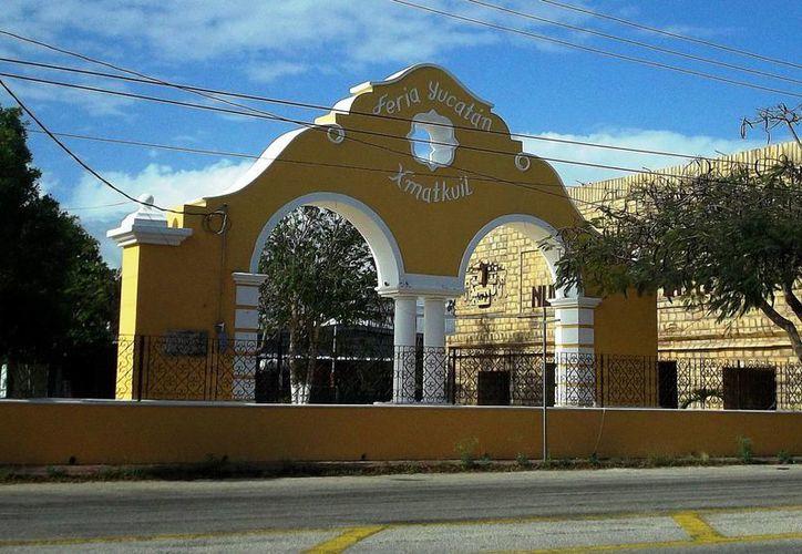 La Feria Yucatán 2016 en Xmatkuil será inagurada el 11 de noviembre próximo. (Milenio Novedades)