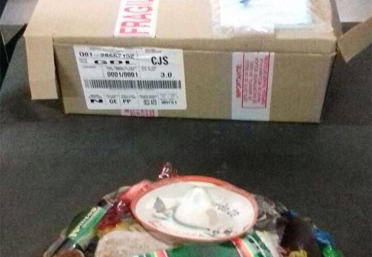 El cargamento de droga sería enviado al estado de Chihuahua. (Milenio)