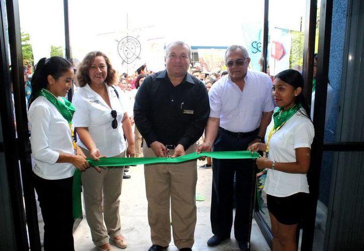 Estudiantes de la UT Cancún realizaron la séptima edición del Travel Mart. (Cortesía)