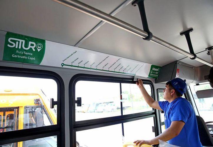 Está a punto de ponerse en marcha el servicio de transporte Situr, con el objetivo de mejorar la movilidad de los ciudadanos. (SIPSE)