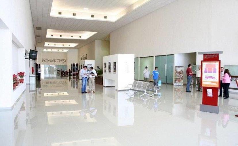 El Centro de Convenciones Yucatán Siglo XXI será la sede de la Expo AMEES 2013. (Facebook)