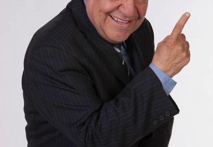 El actor falleció este viernes a los 73 años a causa de un infarto fulminante. (Archivo/Notimex)