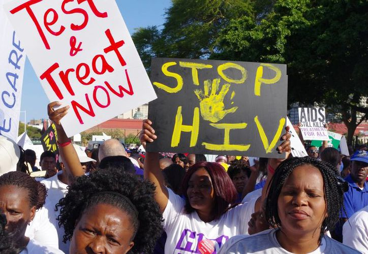 África Subsahariana es la región más afectada por el VIH, especialmente en niñas de entre 15 y 19 años. (newsdeeply.com)