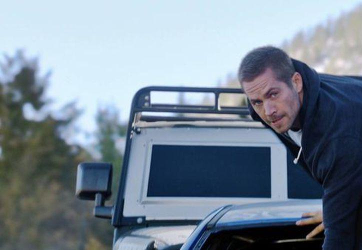 Durante su estreno en Hollywood, el filme de acción Furious 7 será exhibido con formato láser de Imax. (Foto: AP)
