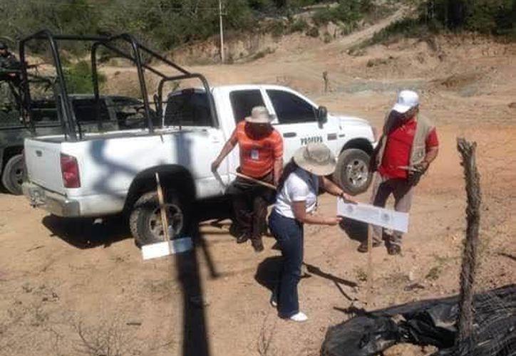 La delegación de Profepa en Sinaloa indicó que ha inspeccionado unas 30 empresas mineras en el estado. (PROFEPA/Facebook)