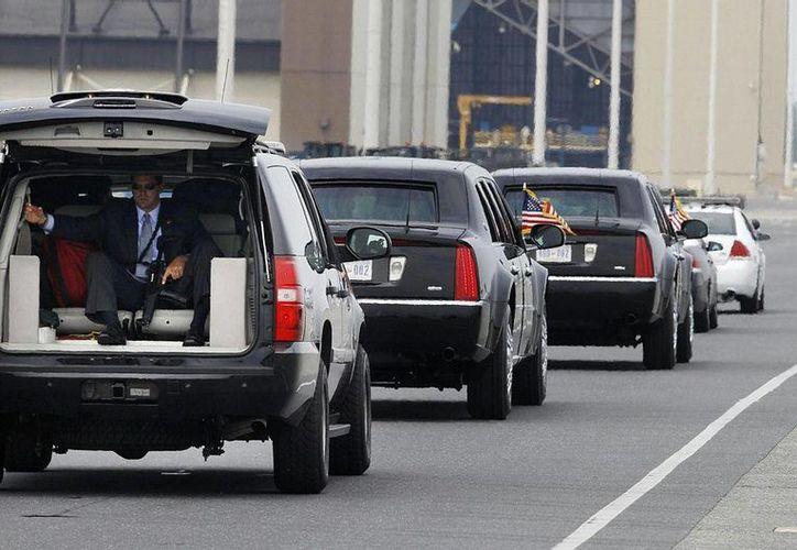 El Servicio Secreto tiene a su cargo la seguridad del presidente de los Estados Unidos, así como la seguridad cibernética del país. (cryptome.org)