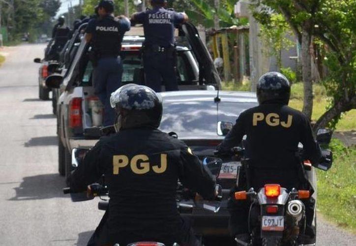 Empresarios de Playa del Carmen dieron a conocer que hay dos denuncias más contra la Policía Judicial del Estado. (Archivo/SIPSE)