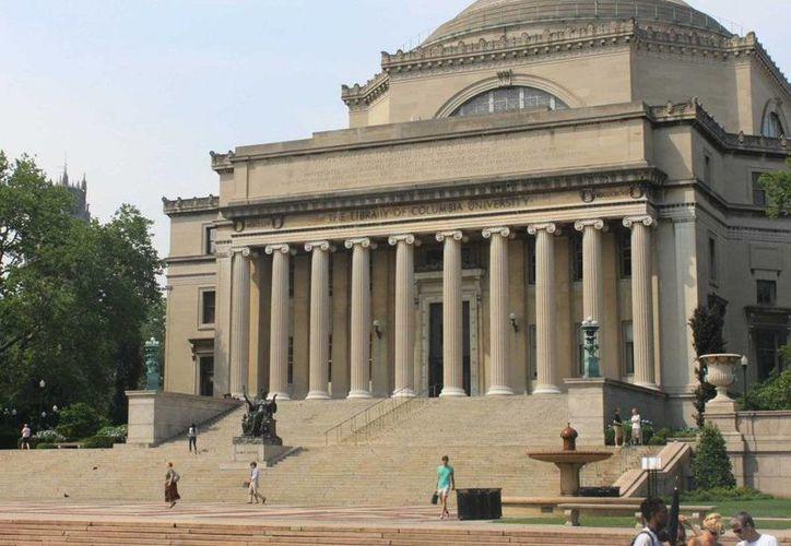 En la imagen, la sede de la Universidad de Columbia, que otorga la distinción anualmente. (columbia.edu)