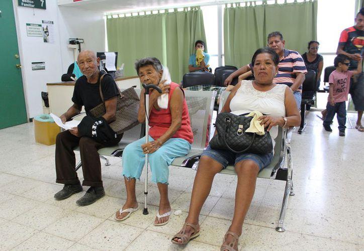 Tan solo en este año, el sector salud atendió a 193 pacientes relacionados con algún tipo de mal cardiaco. (Joel Zamora/SIPSE)