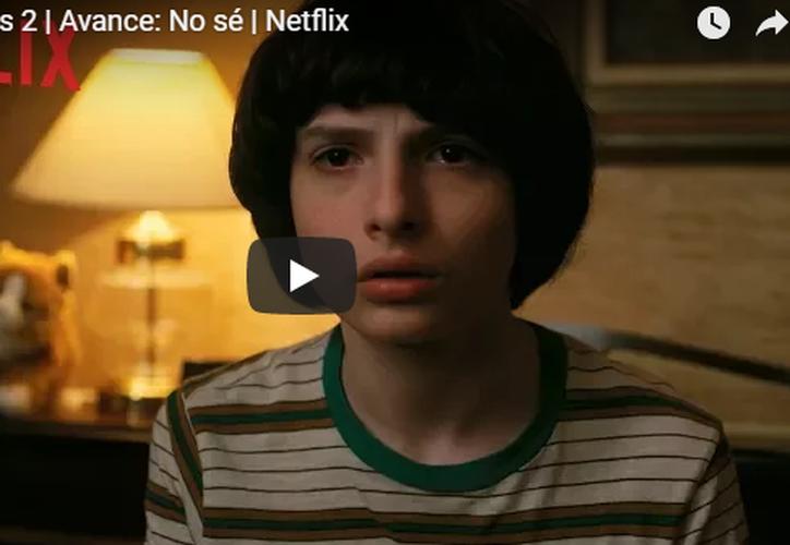 Cada vez falta menos para el estreno de la segunda temporada de Stranger Things por Netflix. (Captura YouTube).