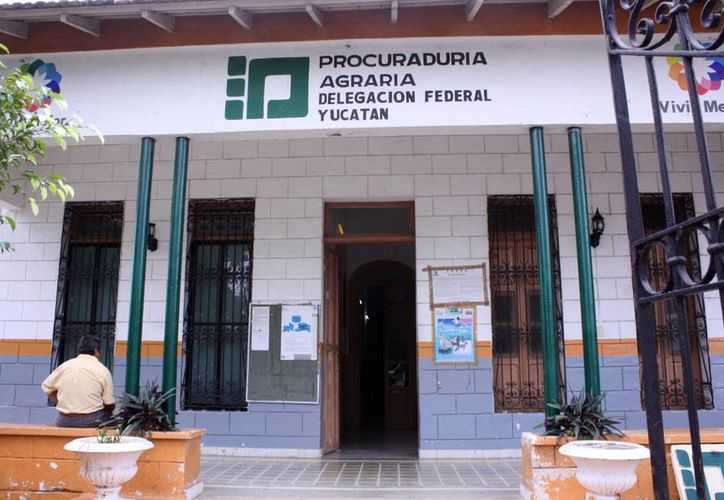 La Procuraduría Agraria apoyó la instalación del comité que busca solucionar el conflicto. (Milenio Novedades)