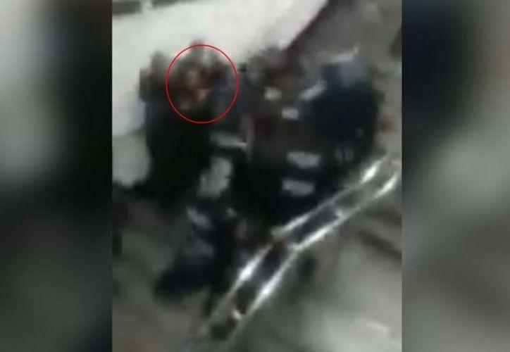 Los oficiales ya fueron llamados a declarar por los hechos. (Foto: Captura de video)