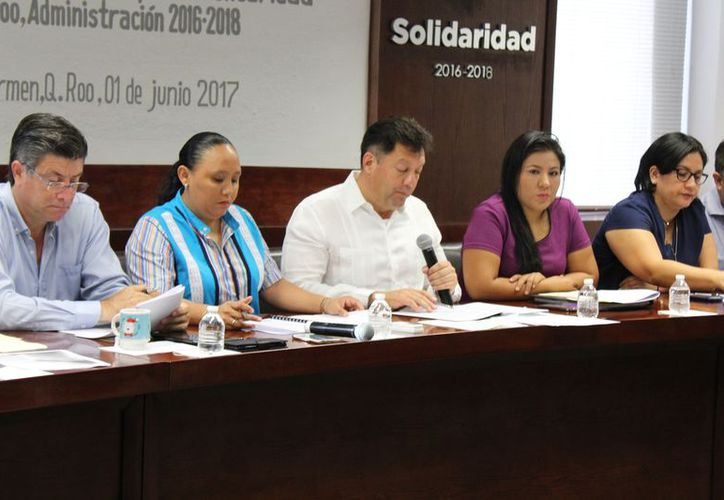 El Ayuntamiento de Solidaridad ha pagado millones de pesos 'extra' al banco Interacciones. (Adrián Barreto/SIPSE)