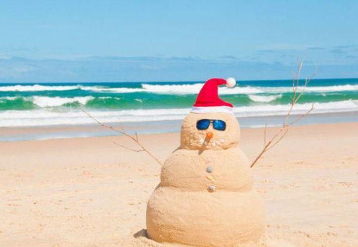 Agencias de viajes emisoras realizan la preventa de paquetes vacacionales para la temporada invernal  en Cancún. (Contexto/Internet)