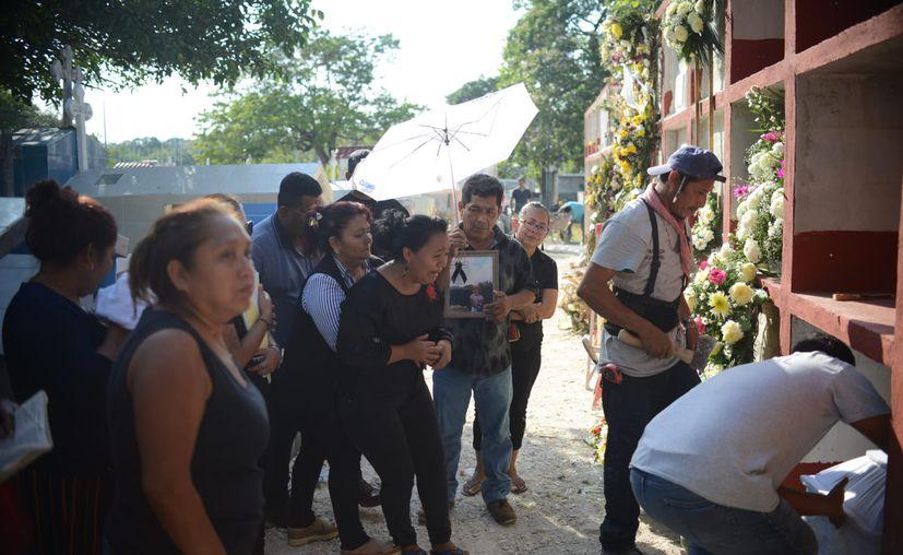 Funeral de Kimberly. Foto: Karim Moises.
