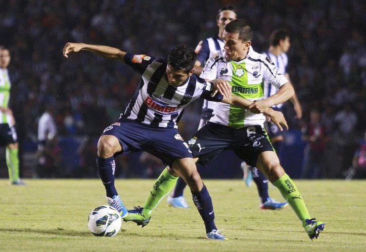 Monterrey se repuso de un 2-0 adverso. (Foto: Agencias)