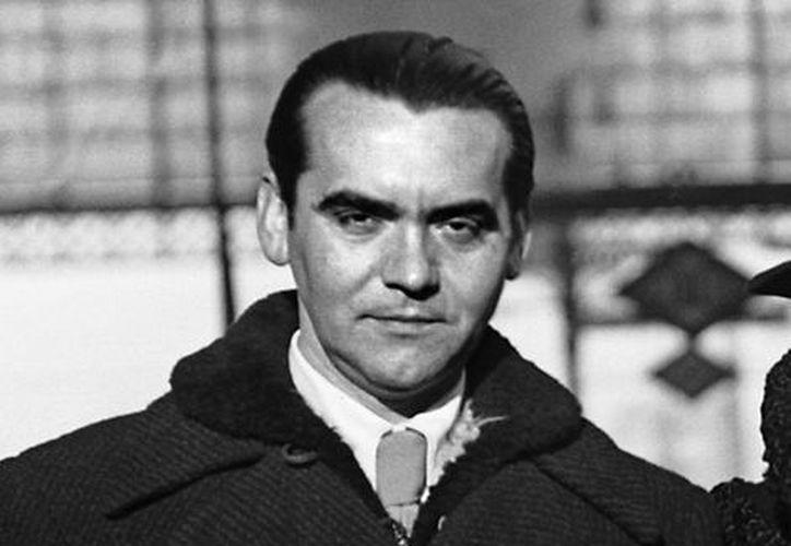 Las circunstancias en las que fue asesinado el poeta Federico García Lorca fueron expuestas en un informe policiaco que recién salió a la luz. (EFE)