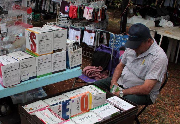 Los vendedores ubicados en tianguis serán beneficiados. (Milenio Novedades)